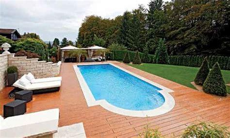 fkb schwimmbad compass pool gfk ceramic becken fertig schwimmbecken