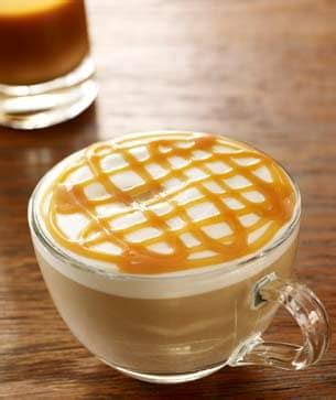 Skinny Caramel Macchiato   Starbucks Coffee Company