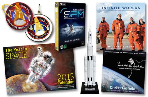 five holiday gifts for the space history buff