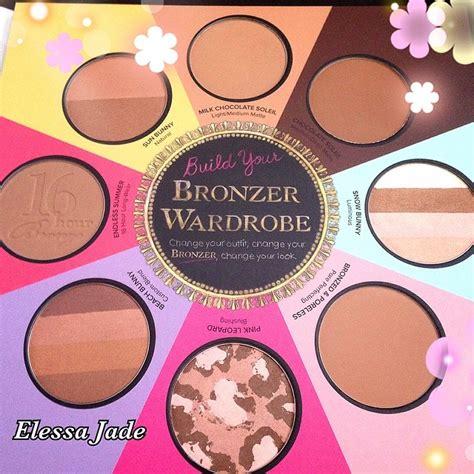 Build Your Bronzer Wardrobe by Faced Black Book Beautytalk