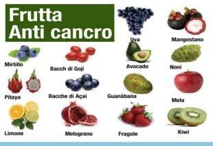 alimenti tumorali dieta prevenzione tumori i 3 cibi detossificano il corpo
