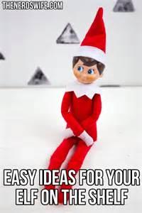 easy on the shelf ideas