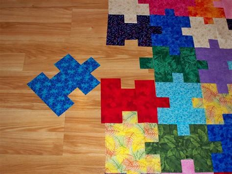 diy puzzle quilt patterns free plans free