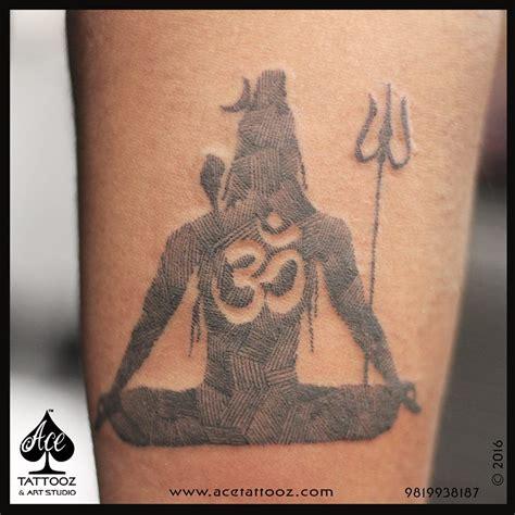 hindu hand tattoo designs shiva line texture done by aceartist kshitijgurav