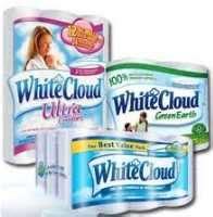 White Cloud Bathroom Tissue by White Cloud Coupon 1 White Cloud Bathroom Tissue Or