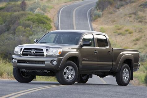 06 Toyota Tacoma Toyota Prices 2011 Tacoma Deletes Some Manuals Adds More