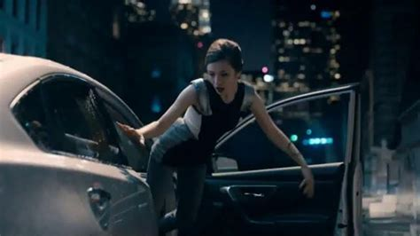 nissan altima 2016 comercial whos the girl who is the girl in the altima commercial