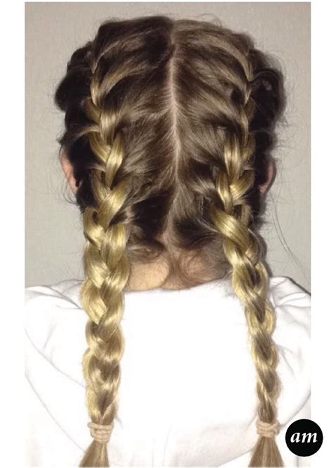 pics of french plaited hair amber mcniff beauty and fashion blog hair tutorial