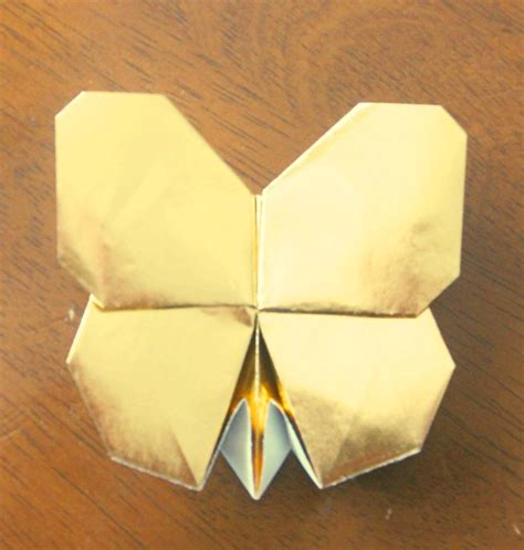 Realistic Origami - origami realistic butterfly by gildedfox on deviantart