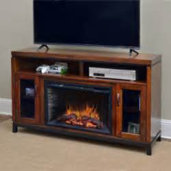 comfort smart tv stand infrared electric fireplace