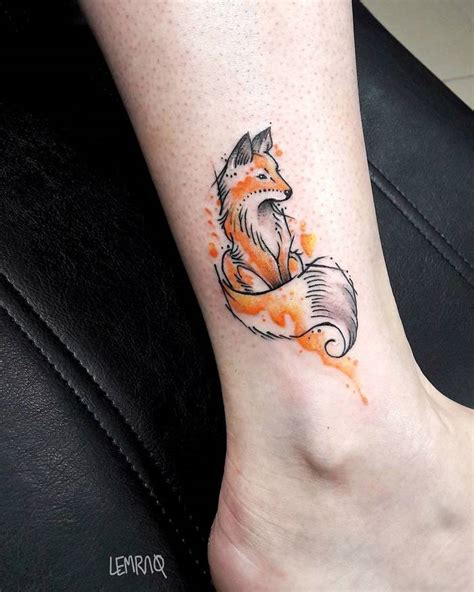 46 adorable fox tattoo designs and ideas page 3 of 4