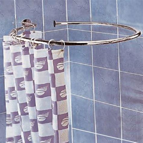 round shower curtain rail round shower curtain rail curtain design