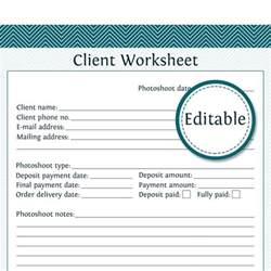 customer information card template 5 best images of client information sheet printable hair