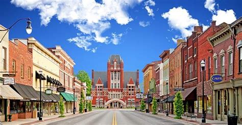 unique towns in the us the 30 most architecturally impressive small towns in america