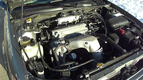 1999 Toyota Camry Starter Problems Help 1999 Toyota Camry Le Problem Read Doovi