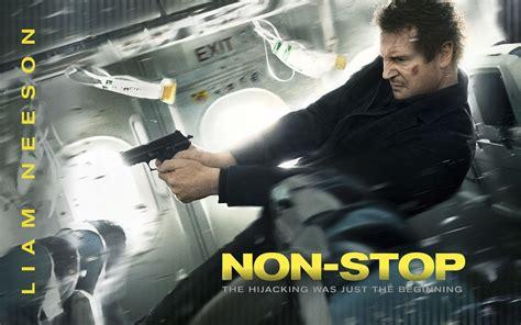 non stop non stop starring liam neeson review tough