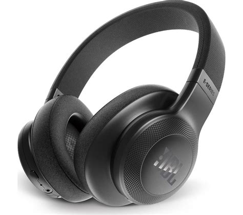 Headphone Bluetooth Jbl Jbl E55bt Wireless Bluetooth Headphones Black Deals Pc