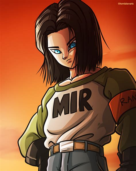 Will Android 17 Come Back by Android 17 Fan By Tomislavartz On