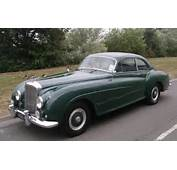 This 1954 Bentley R Type Continental Fastback Is Up For Sale By Barons