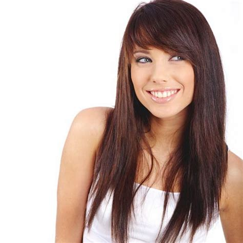 haircuts with side bangs pinterest long hair layered haircuts with bangs 2015
