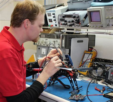 what is a bench technician inspection and maintenance is key to drone safety skyward