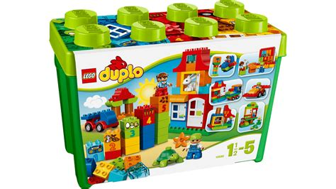 deluxe box 10580 deluxe box of products duplo lego