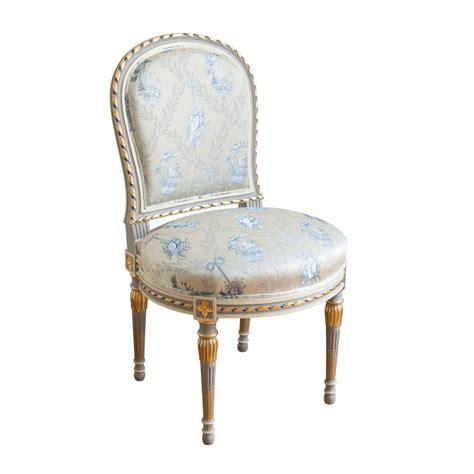 chaise georges jacob desmalter style louis xvi louis xvi