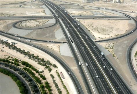 emirates road bids invited for new abu dhabi to dubai main road