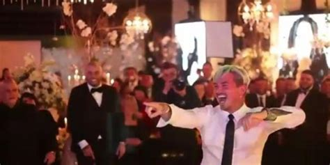 nicky jam boda j balvin se mete un hostiazo bailando en la boda de