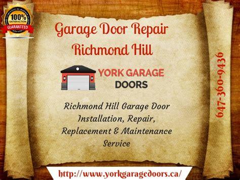 Garage Door Repair Richmond Ca by Affordable Garage Door Installation Repair Service In