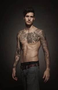chest tattoos for men men s tattoo ideas