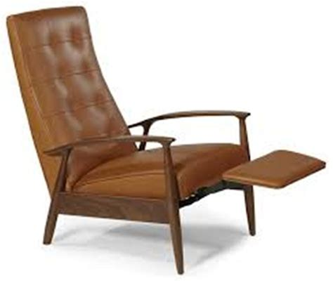 best small recliner mid century modern recliner leather mid century modern