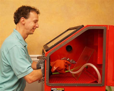 blast cabinet replacement gun sandblasting cabinet with gun sandblasters delphi glass