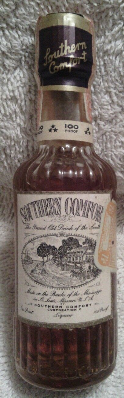 southern comfort old bottle 1000 images about miniature liquor bottles on pinterest