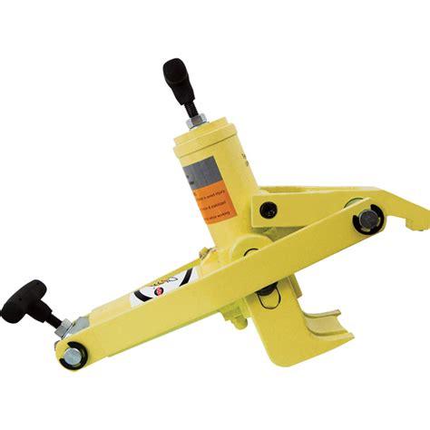 esco yellow jackit tire bead breaker model 10895 bead