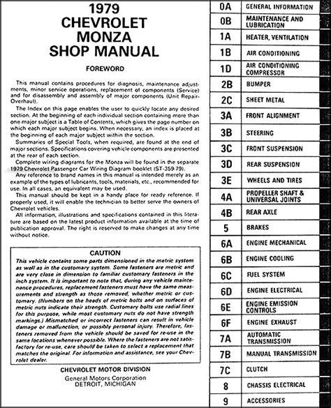 best auto repair manual 1975 chevrolet monza transmission control 1978 chevrolet monza monza vega wiring diagram wiring diagram schemes