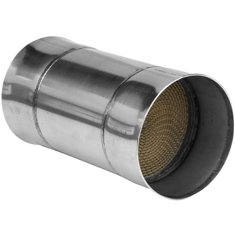 100 Cell Catalytic Converter by Proflow Pfecat40100 S Steel 100 Cell Catalytic Convertor 4