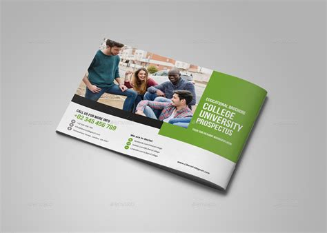 college prospectus design template college prospectus brochure design v2 by