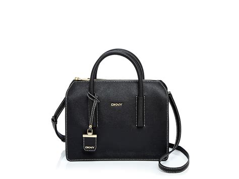 Burch Bryant Satchel Luggage 1 dkny bryant park saffiano satchel in black lyst