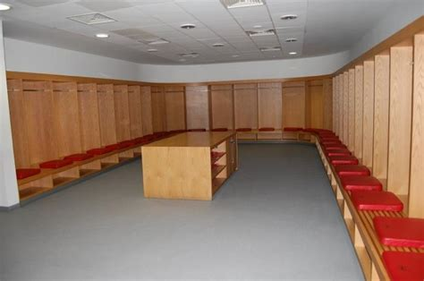 changing room live arsenal changing room photo