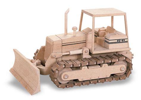 pattern wood toys patterns kits construction 63 the dozer wood