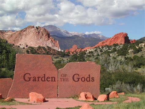 Garden Of The Gods Website Colorado Springs Colorado Local Attractions Garden Of