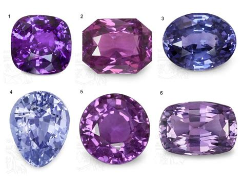 Purple Sapphire purple sapphires tips for buying a purple gem