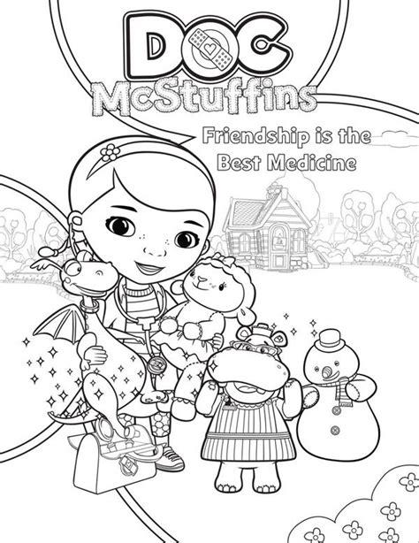 doc mcstuffins birthday coloring pages 149 best doc mcstuffins party images on pinterest