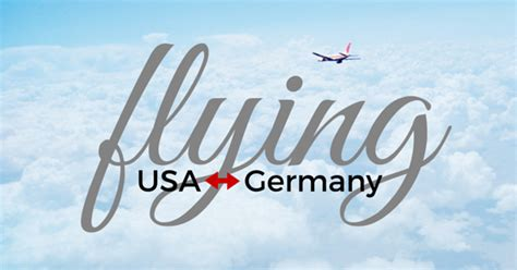 how much to fly a welcome to germerica how much does it cost to fly between the usa and germany