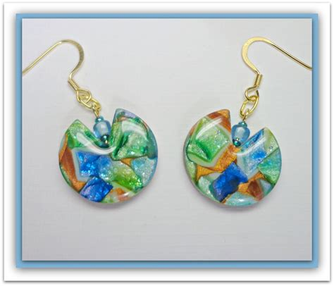 polymer clay for jewelry new tutorial how to create polymer clay faux gemstone