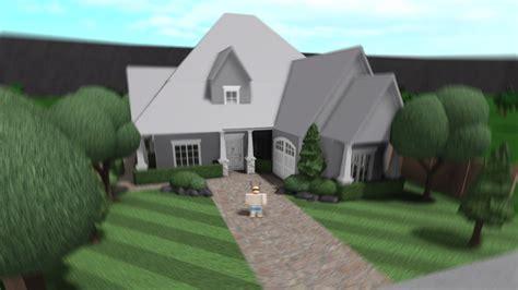 build  bloxburg exterior  beginners guide