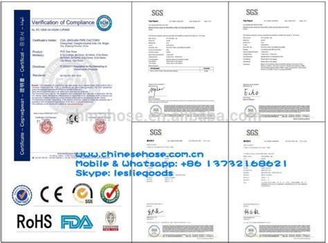 Selang Mr Flex 516 iso 3821 ce sertifikat kualitas tinggi 8 mm orange pvc lpg