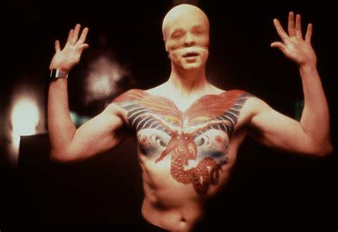 tattoo red dragon movie manhunter 1986 ccpopculture