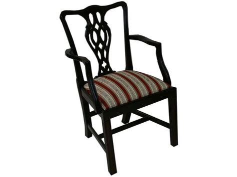 westminster collection ribbon back dining chair